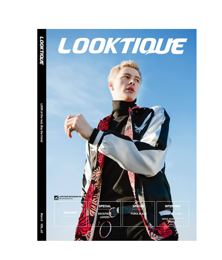 LOOKTIQUE Vol.40