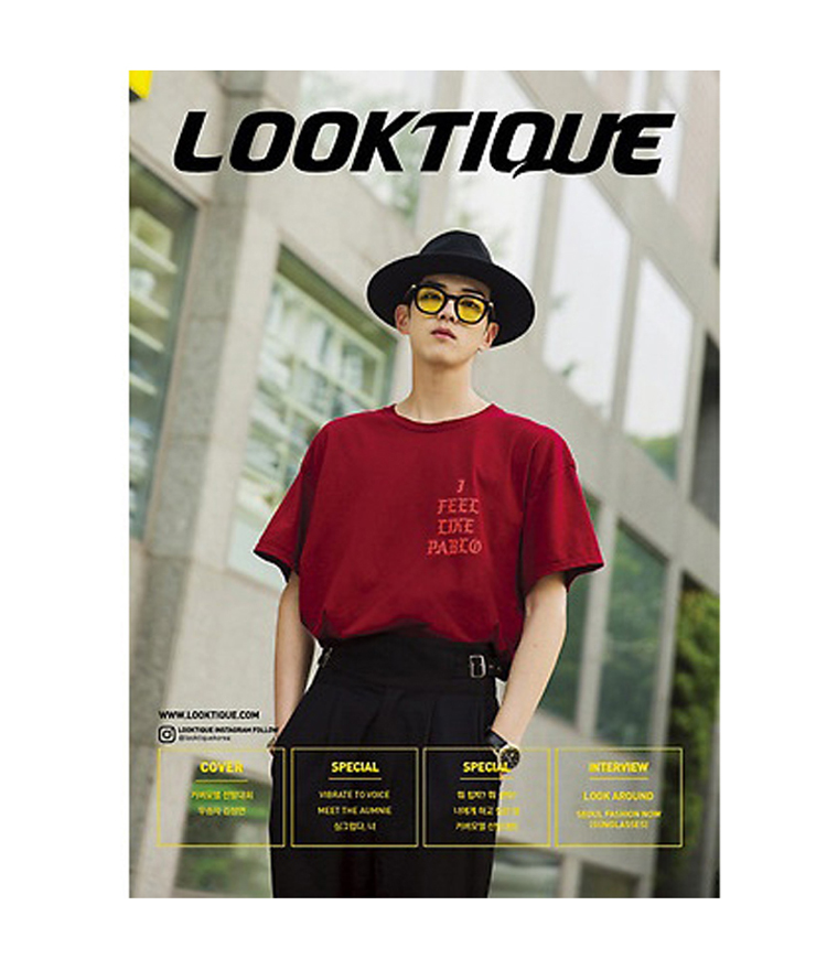 LOOKTIQUE Vol.44