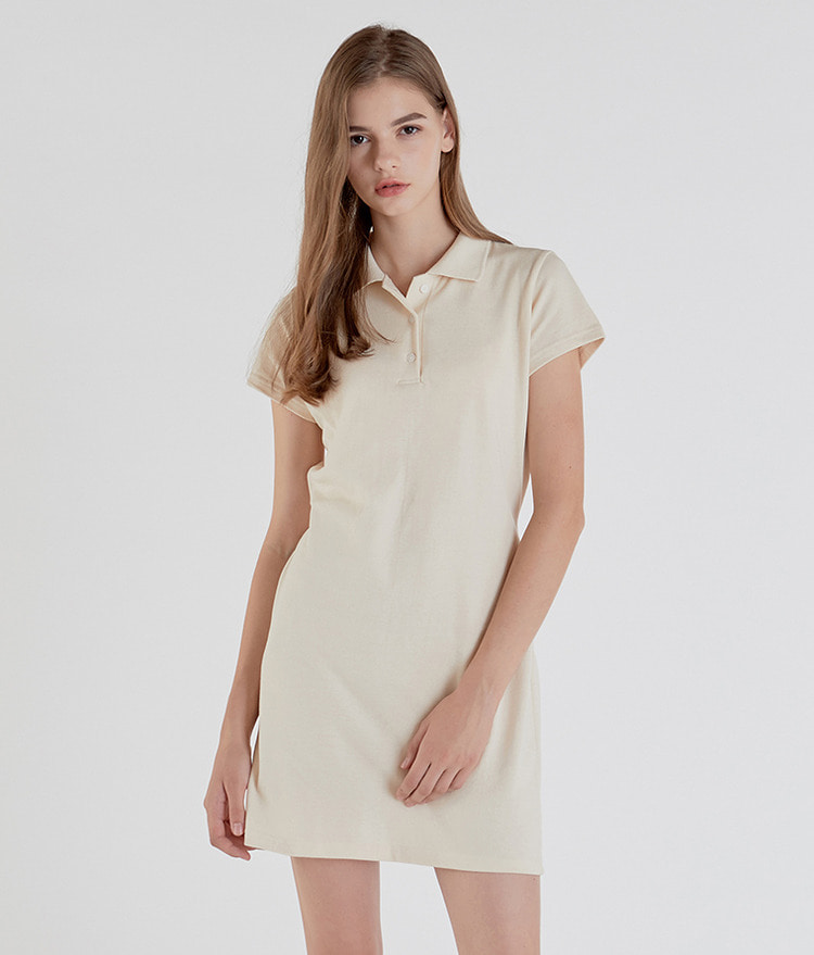 Daily Simple Cotton Dress